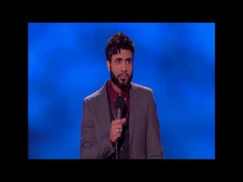 Paul Chowdhry asks the audience whether or not they agree with gay marriage #humor #funny #lol #comedy #chiste #fun #chistes #meme