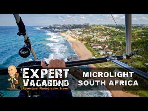 Microlight Flight: South Africa