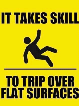 Well then I have awesome skills!