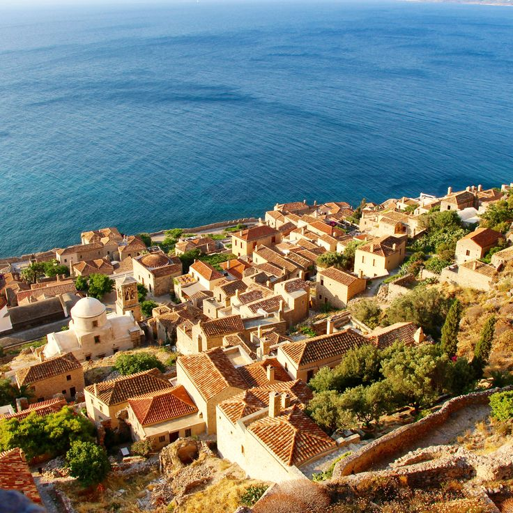 Monemvasia…a secret I should keep - travel blogger www.wanderthisway.com