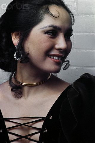 Japanese Actress, Socialite, and Wife of Indonesian Leader Sukarno, Dewi Sukarno