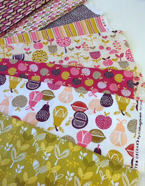 Wendy Kendall talks to Dashwood about her new collection, Retro Orchard