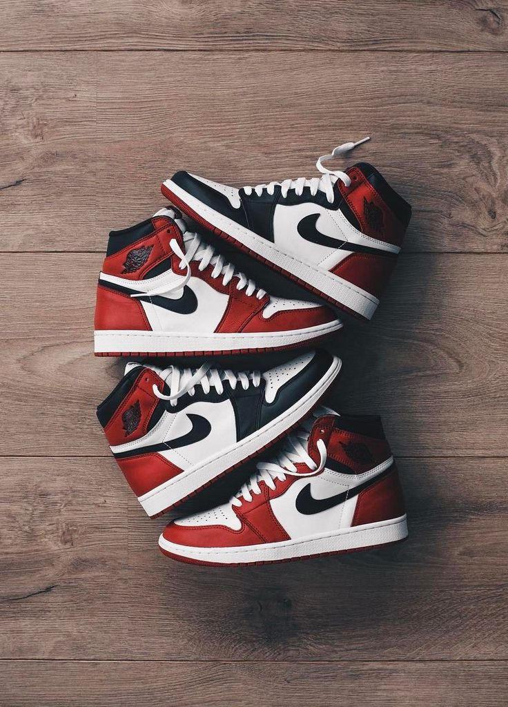 Nike Air Jordan 1 (by jamiepaige)