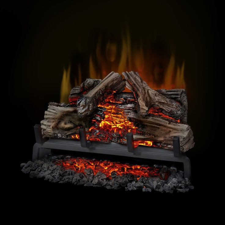 Electric Fireplace electric fireplace logs with heat : Best 20+ Electric fireplace logs ideas on Pinterest   Small ...
