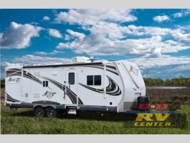 New 2019 Northwood Arctic Silver Fox Edition 28f Travel Trailer At