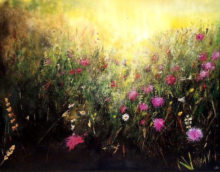 ARTFINDER: The Meadow by Kimberley  Harris