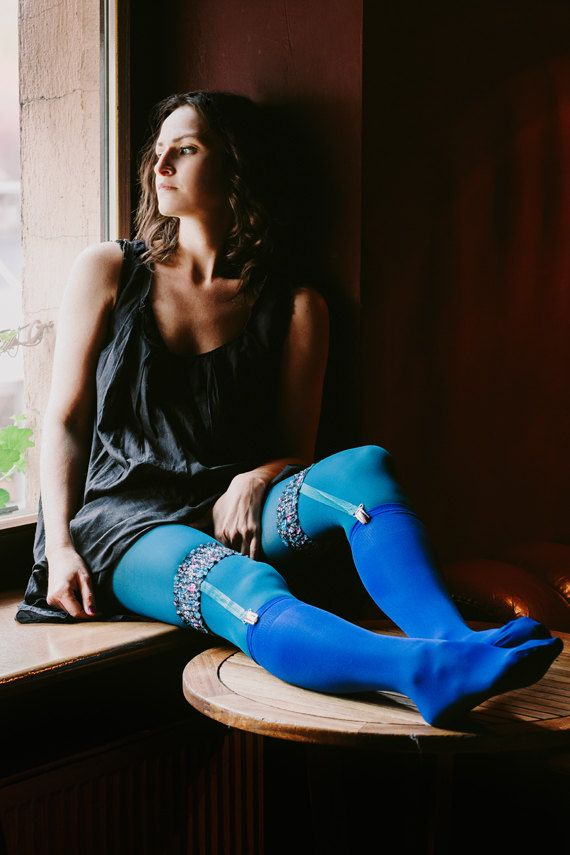 Gift for herGarter BeltWomens Suspenders Belt with by baboshkaa