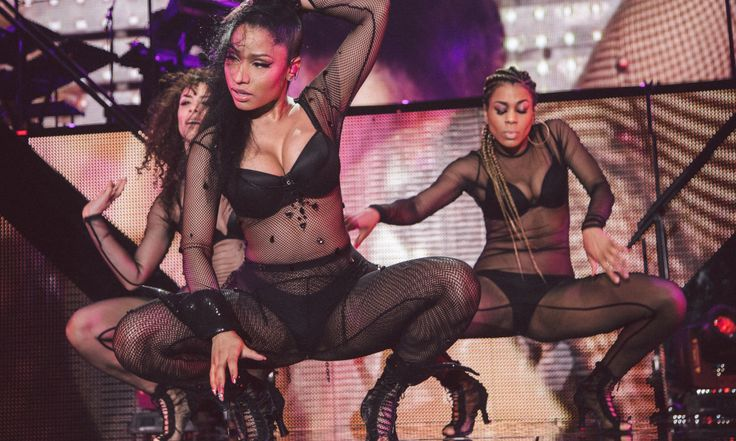 Nicki Minaj Launches The PinkPrint Tour With Sold Out Shows Across The Country