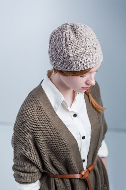 Ravelry: Furrow Hat pattern by Jared Flood