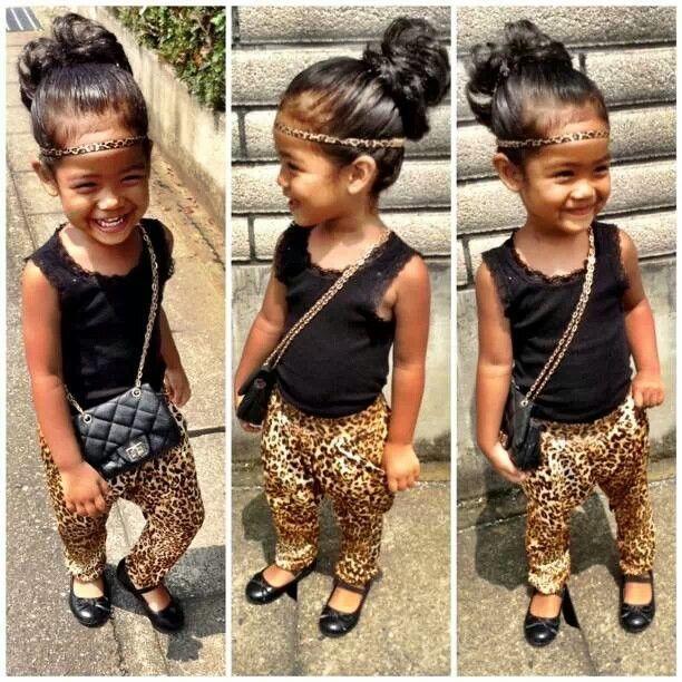 She got swag