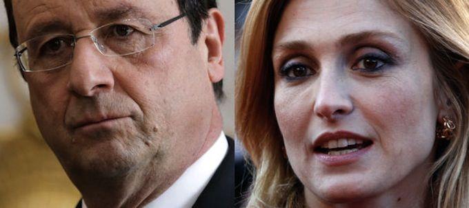 La confession de François Hollande à ses proches sur Julie Gayet
