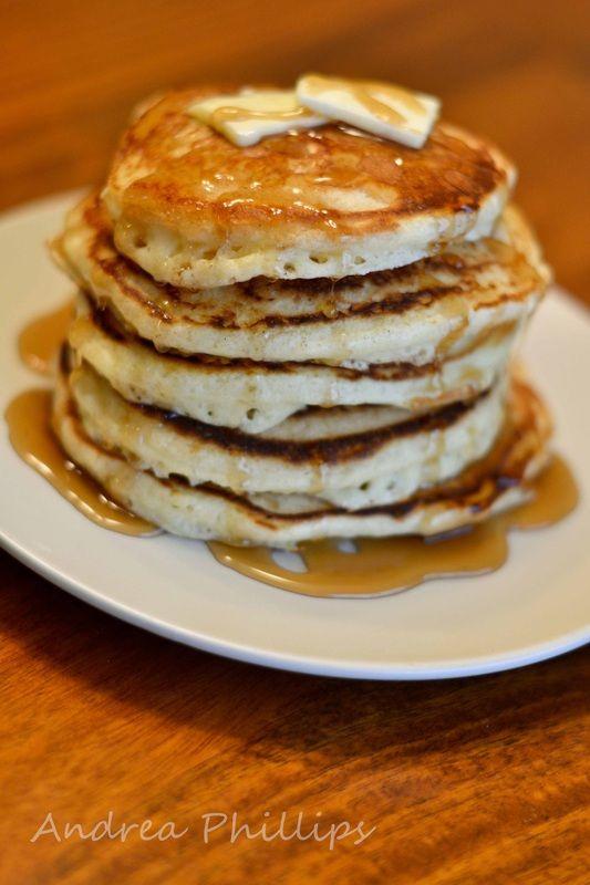 Pancake Batter Without Milk Milkfree Glenda