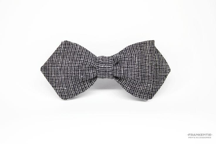 Mr Decadence, self tied bow tie, www.frankentie.com
