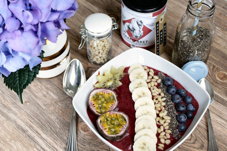  Food  Smoothiebowls mit Berlin Organics* - Projekt Wohlfühlkörper 2016 - Dreaming in Berlin
