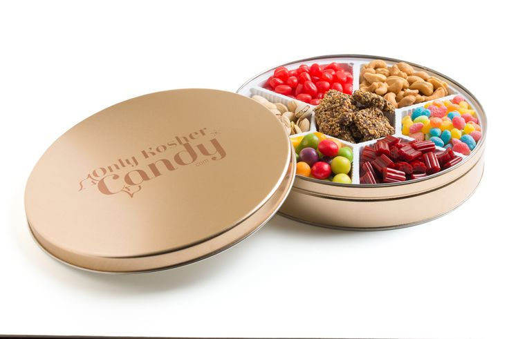 Sweet Executive Gift Tin | Gourmet Gifts | Corporate Gift Baskets