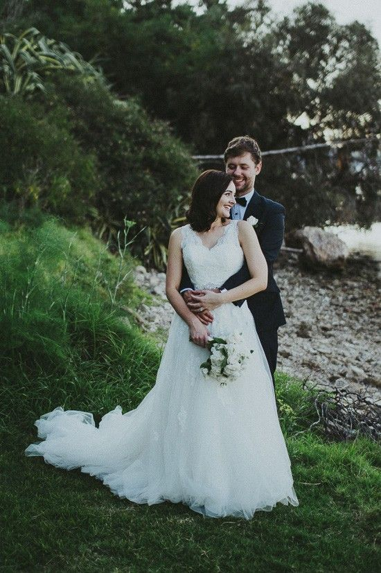 Ashleigh & Griffin's Classic Fremantle Wedding