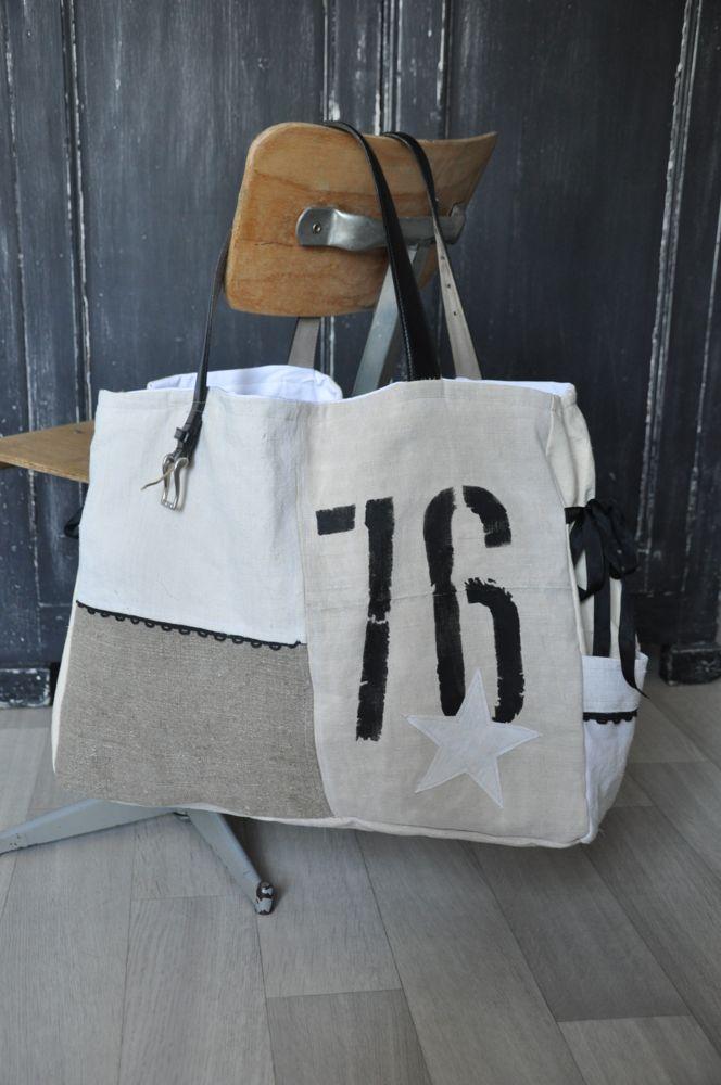 Image of SOLDES / Summer bag XL