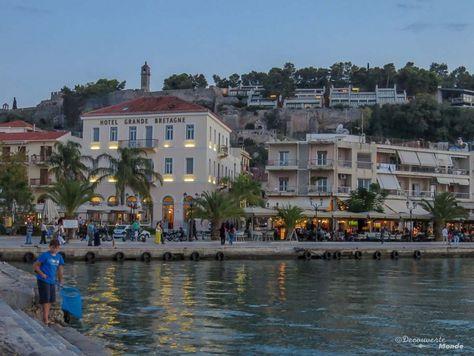Ville vénitienne de Nauplie à visiter en Grèce Retrouvez mon article sur Visiter la Grèce continentale (le Péloponnèse) ici: http://www.decouvertemonde.com/visiter-la-grece-ou-aller-le-peloponnese