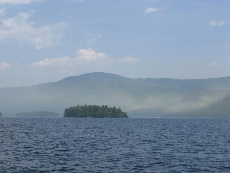 pine fog