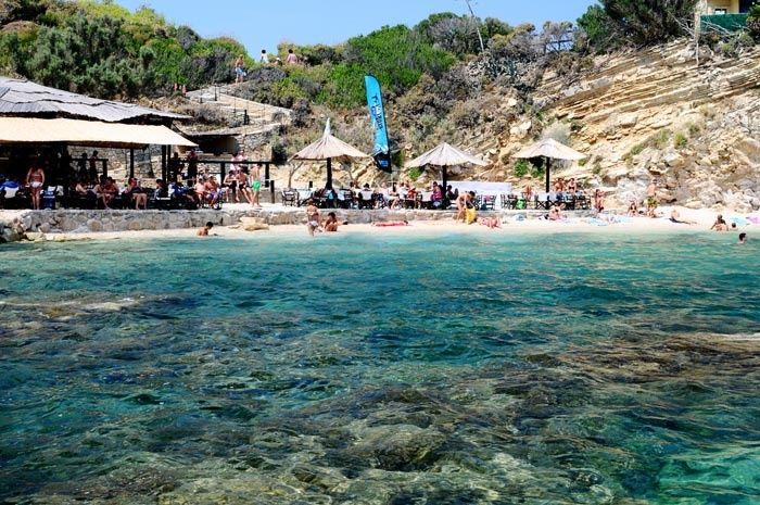 Cameo island beach club in Laganas Bay