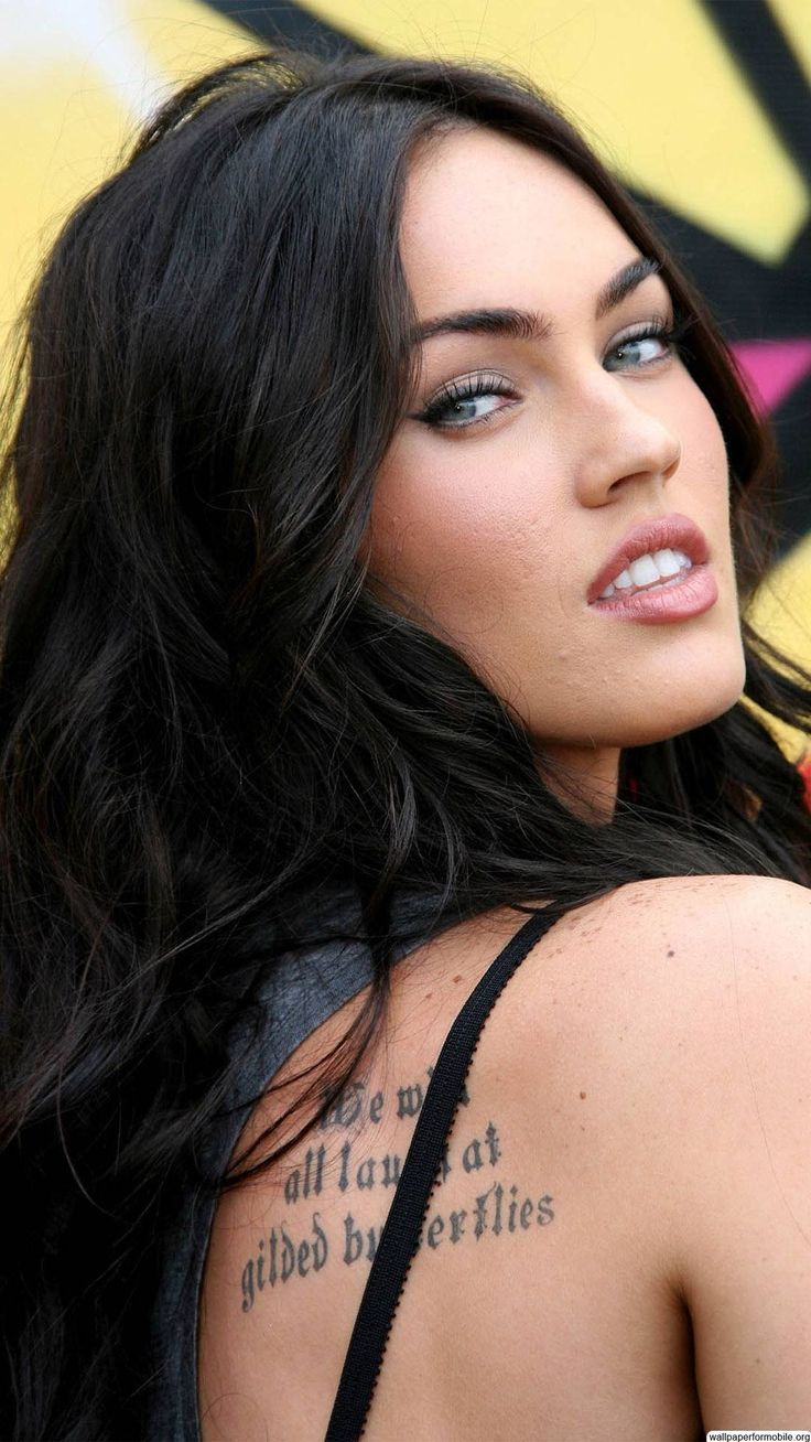 http://wallpaperformobile.org/7610/megan-fox-mobile-wallpaper.html - Megan Fox Mobile Wallpaper