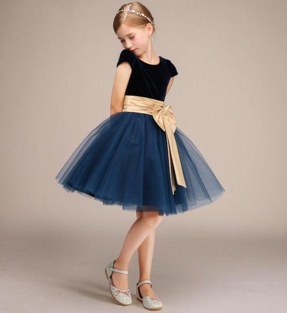 صور فساتين اطفال تجنن فساتين اطفال افراح جديدة Little Girl Dresses Birthday Girl Dress Kids Dress