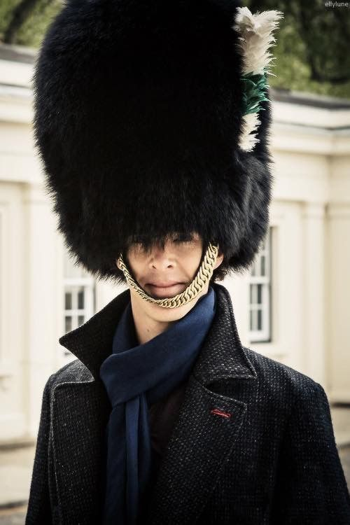 If this doesn't make you grin like an idiot, you aren't a real Sherlockian