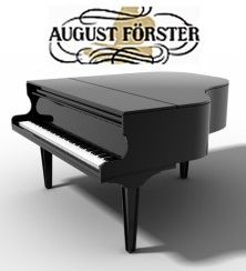 See a list of models, sizes, and prices for August Forster pianos | via Piano Price Point