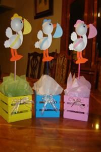 Decoracion para baby shower: agosto 2010