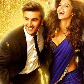Saree is a traditional Indian wear that suits every girl. If you think that a saree is serious and boring, take look at how you can make it sensual and fun, just like Deepika Padukone. So, take a look at Deepika's saree from Yeh Jawaani Hai Deewani.