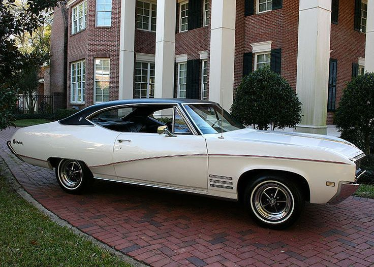 1968 Buick Skylark Coupe White | MJC Classic Cars | Pristine Classic Cars For Sale - Locator Service
