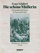 Die schöne Müllerin, Op. 25 (D. 795) - High Voice and Guitar
