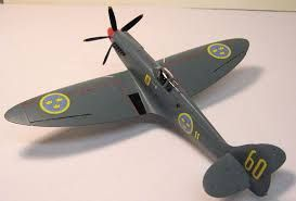 Image result for spitfire pr xix swedish air force
