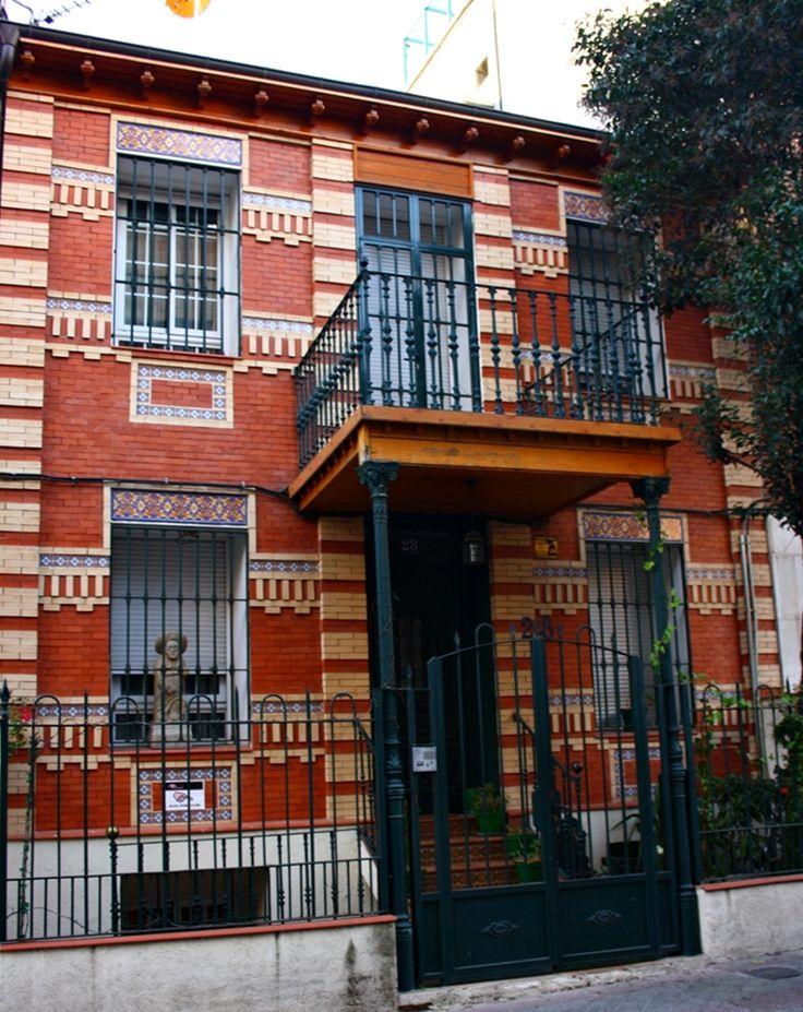 El proyecto de urbanización de El Madrid Moderno en el barrio de la Guindalera comienza en 1890