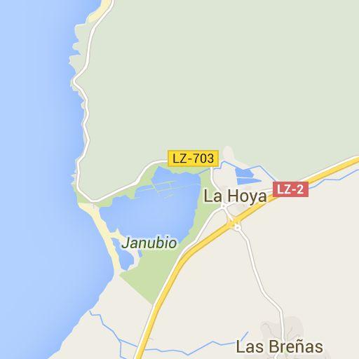 Lanzarote 3 - Wandelroute | RouteYou