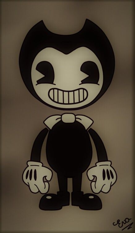 And Alice Ink Bandy Machine X Bendy