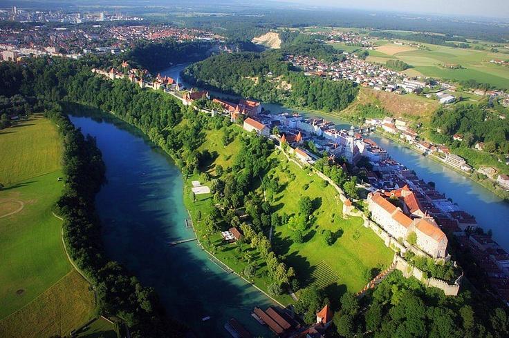 Burghausen, Bayern