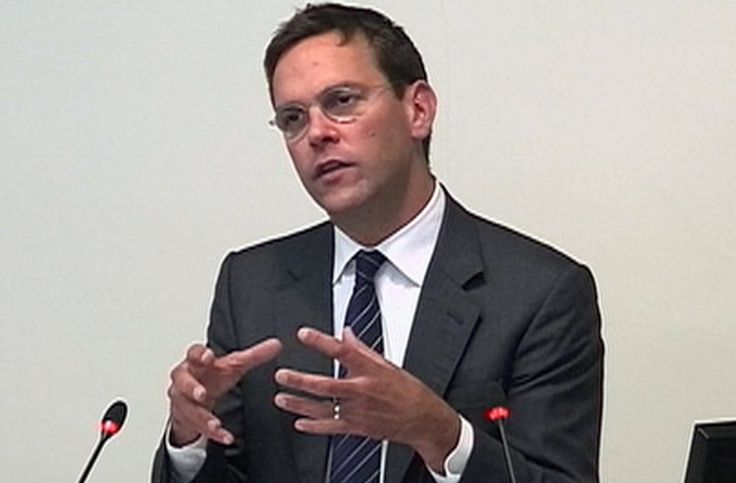 James Murdoch says Fox News did a good job in transitioning from Roger Ailes