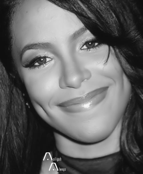 Aaliyah.
