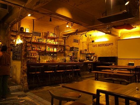 cafe independants カフェ・アンデパンダン 京都の素敵カフェ。#kyoto #cafe
