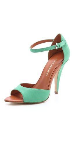 Rebecca Minkoff Ellie High Heel Sandals   SHOPBOP