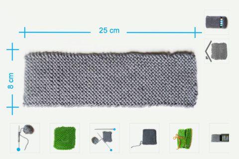 App per imparare a fare a maglia