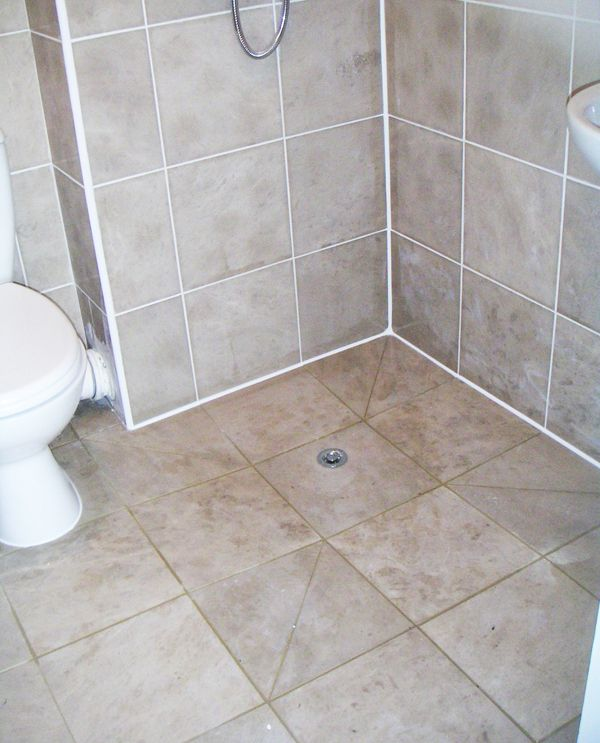 111 best wet rooms for the disabled images on pinterest for Wet floor bathroom designs