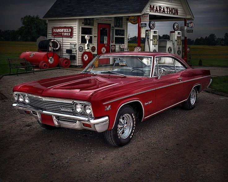 Chevrolet Impala SS - 1966