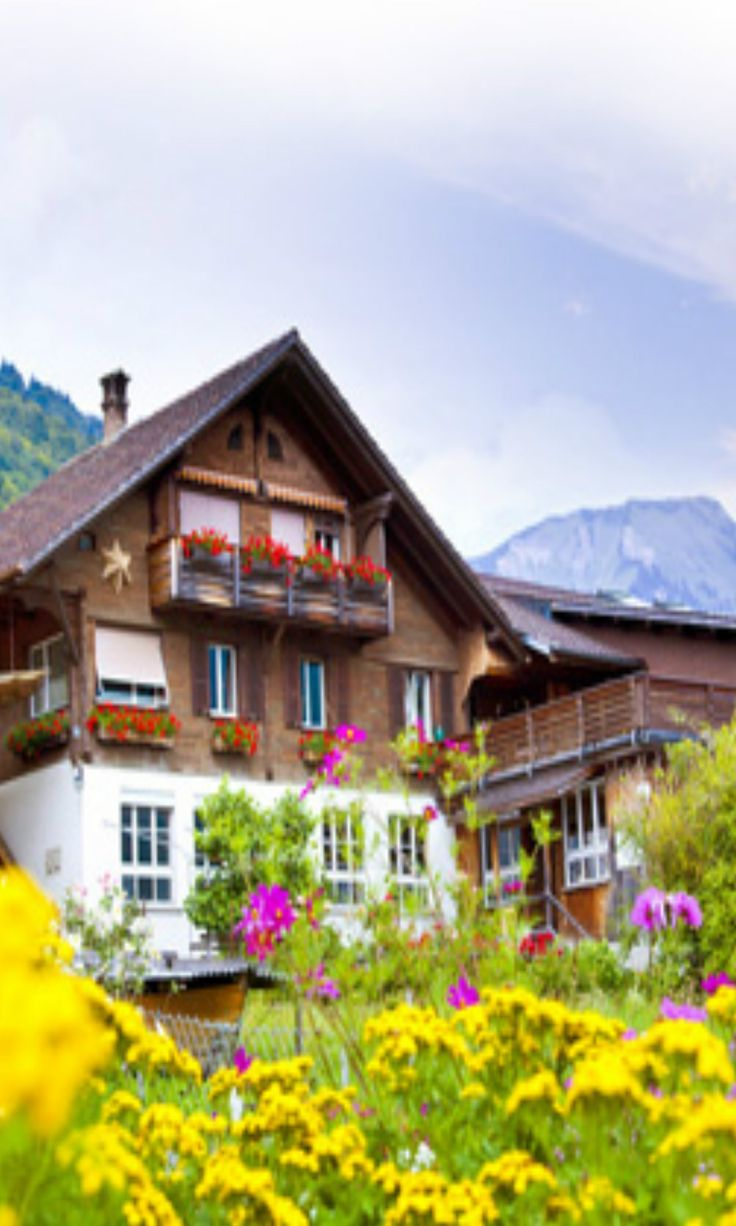 Swiss Mountain House 294 best austrian/german/swiss/homes images on pinterest | chalets
