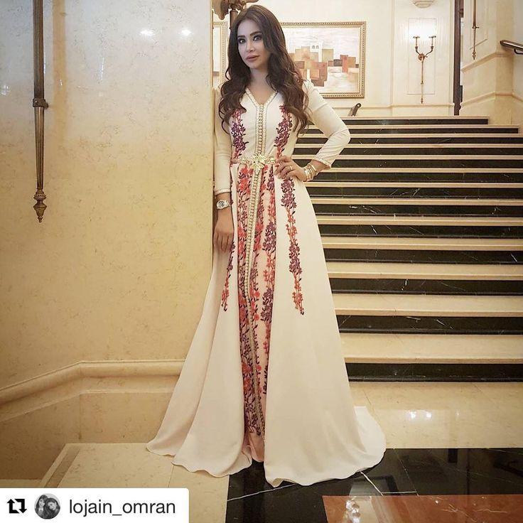 Regardez cette photo Instagram de @selma_benomar_caftan • 3,361 mentions J'aime