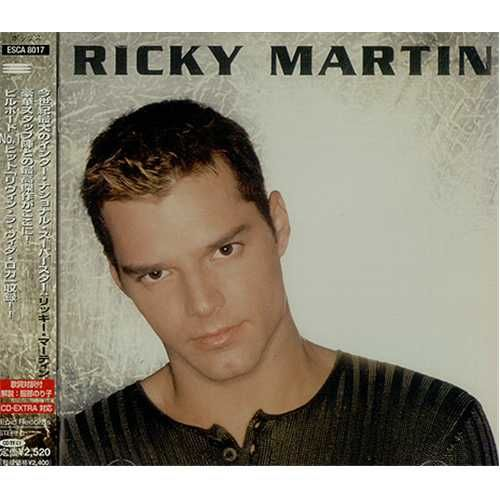 ricky martin cd - Google keresés