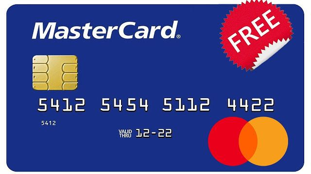 Create Your Own Online Virtual Master Card For Free Visa Card Numbers Mastercard Gift Card Virtual Credit Card