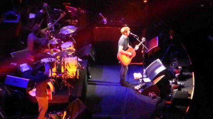 James Blunt - Heartbeat live in Orlando, Florida 31.08.2017