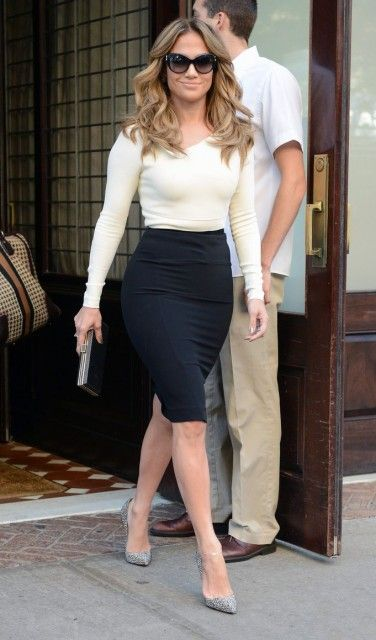 J-Lo/Pear-Shaped Style